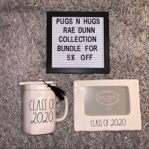 Rae Dunn Accessories - Rae Dunn Class of 2020 Mug + Frame